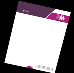 PAPER Letterhead Printing Services
