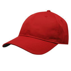 Red Promotional Sports Caps