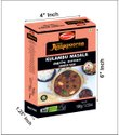 Masala Powder Packaging Box