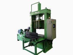 Vertical Multi Blade Bale Cutting Machine