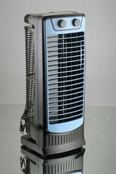 Electricity Plastic Deluxe Tower Fan, 1200 Rpm