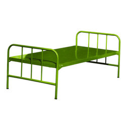 Painted,Powder Coated Cot Bed, for Hospital
