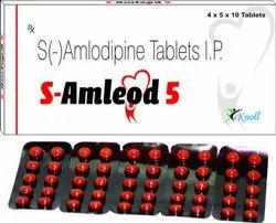 S-Amlodipine Tablet