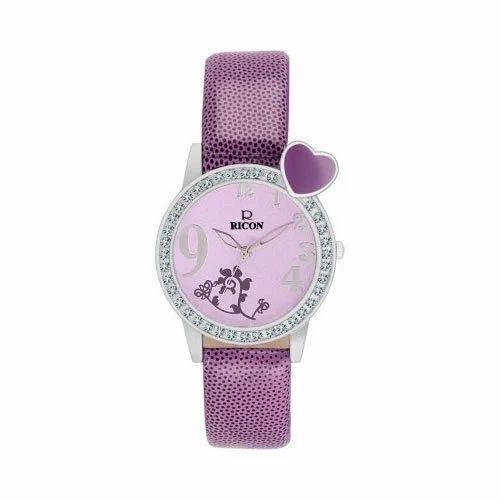 c94c3999c254 Purple Ricon Ladies Trendy Watch