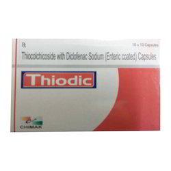 Thiodic  Capsules