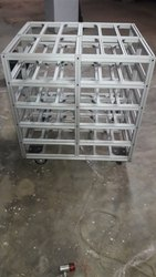 Aluminum Trolley And Box