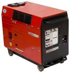 Gastech Semi-Automatic Silent Petrol Kerosene LPG Generator Set, Power: 5 kVA