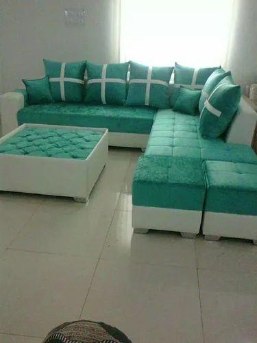 L Type Sofa Set