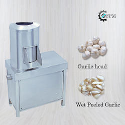 Wet Garlic Processing Plant