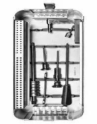 Humerul Nail Interlocking Intramedullary Orthopedic Instrument Set
