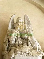 Marble Queen Statues