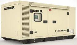 125 kVA Mahindra Kohler DG Set
