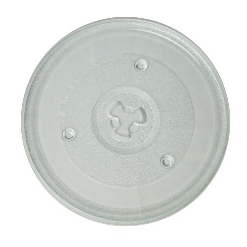 Microwave Gl Turntable Plate Size