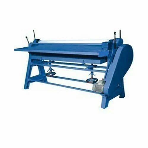 Rubber Roll Sheet Pasting Machine, शीट पेस्टिंग मशीन ...