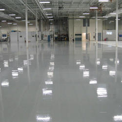 Industrial Epoxy Flooring 3 MM THICK
