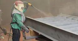 Sandblasting Copper Slag Blasting Service Contractor