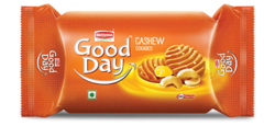 New Good Day Cashew Biscuit