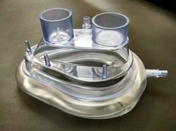 Adult CPAP Double Port Mask