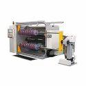 Cantilever Type Slitter Rewinder Machine