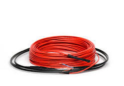 SKI Red Heating Cables, Thermocouple Type: J-Type, Size: 100 Meter