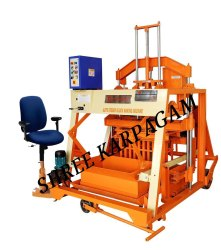 Hollow Block Making Machine Auto Feeder