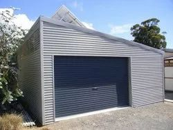 Steel Prefabricated Shed