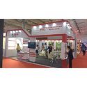 Exhibition Stall, Size: 15-15 Feet