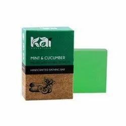 Kai Essentials Mint and Cucumber Bathing Bar