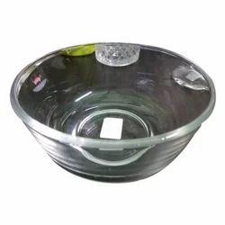 Plain Glass Bowls