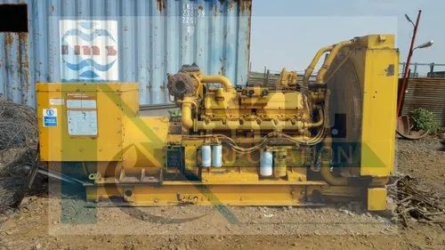 385 Kw Caterpiller 3412 Diesel Generator, For Marine And Industrial