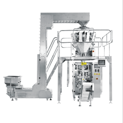 Multi Head Weigher with High Speed Pouch Packing Machine (Collar Type)