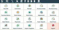 Online/Offline Single User Billing Software, 5, v1.0