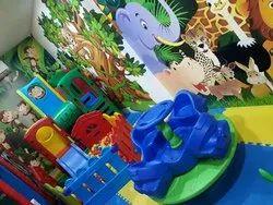 30 - 40 Days Play School Interior Designing Services