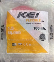 KEI Single Multicore Cable and Flexible Wire, Size: 0.5 Sq Mm To 400 Sq Mm