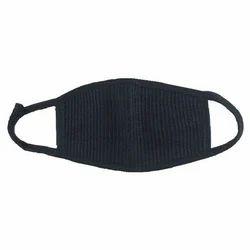 Black Pollution Mask