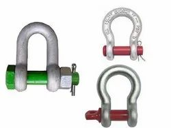 Dee & Bow Shackles