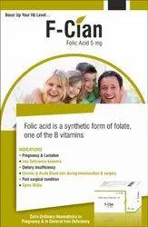 CIAN Folic Acid Tablet