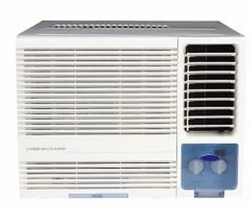 White Split AC Carrier Window AC, Coil Material: Copper