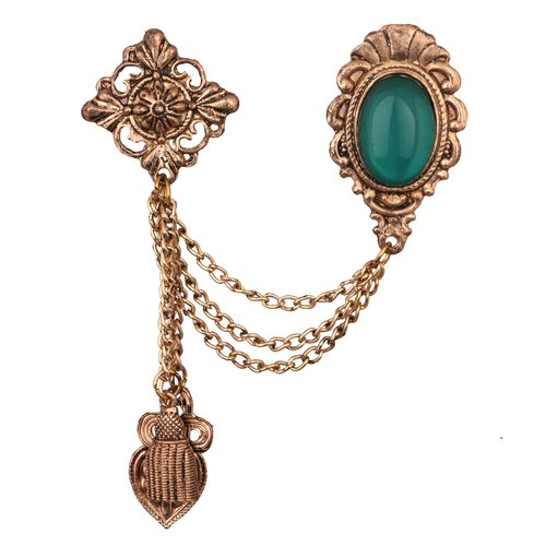 Antique Brooches For Suits & Coats