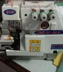 Gloves Over Locking Machines