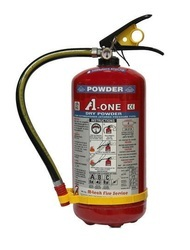 4 Kgs ABC Fire Extinguisher