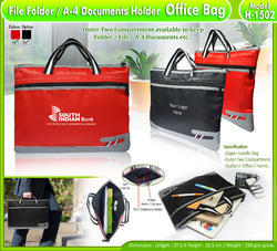 File Folder / A-4 Documents Holder Office Bag H-1502
