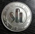 99.99% Silver Coins