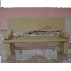 RD148 Sandstone Garden Bench