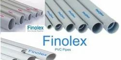 White Finolex Pipe, Nominal Size: 90, Length Of One Pipe: 6m