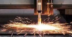 Mild Steel CNC Sheet Metal Cutting Service