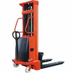 Semi Electric Lifting Stacker