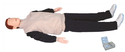 Skin Color Cpr Manikin CPR Training Manikin, Size: 5 Ft., Features: Durable