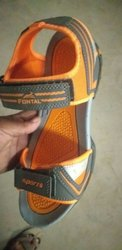 Canvas Flats & Sandals Fontal Sandal, For Footwear, Size: 6-10