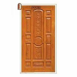 Amrut Door Exterior Teak Wood Doors, For Home